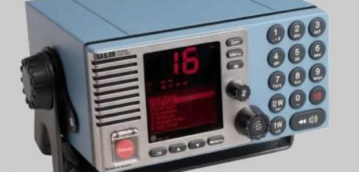 SAILOR RT-5022 VHF