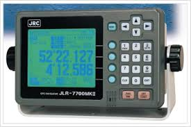 JLR-7700 MKII GPS